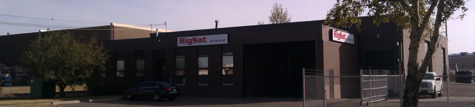 RigSat Communications Calgary